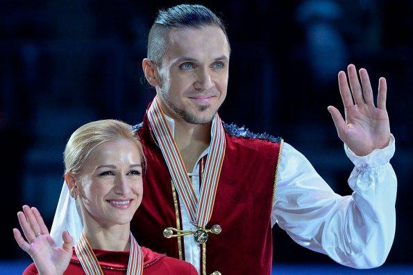 Максим Траньков не имеет ничего против юношей в художественной гимнастике