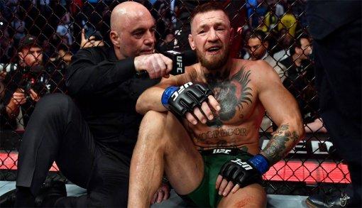 Комментатор UFC Роган высказался о скандальном интервью с Макгрегором после боя с Порье