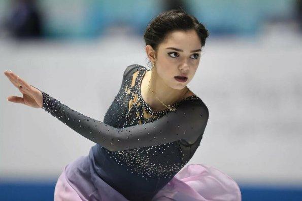 Фигуристка Медведева заявила, что её перспективы в спорте зависят от её здоровья