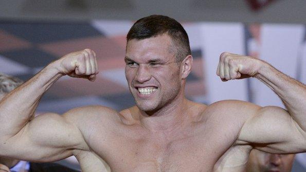 Боксер Григорий Дрозд высказался, что Гассиев станет победителем в поединке с Валлишем