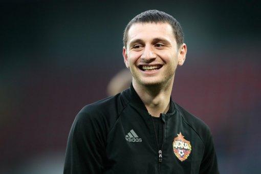 Дзагоев продлил контракт с ЦСКА до окончания сезона-2022/23