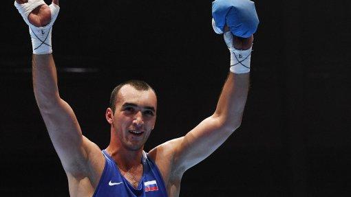 Российский боксёр Гаджимагомедов прошёл в полуфинал Олимпиады в Токио