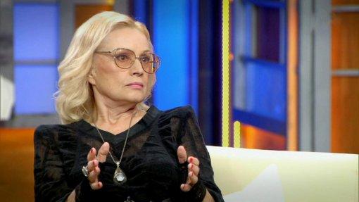 Актриса Любовь Виролайнен призналась, что год назад готовилась к смерти из-за болезни
