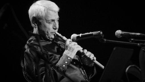 На 93 году жизни умер виртуоз игры на дудуке Дживан Гаспарян