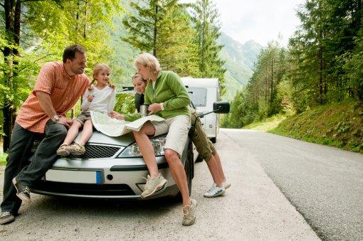 Auto Motor und Sport составил инструкцию для водителей, собравшихся на авто в отпуск