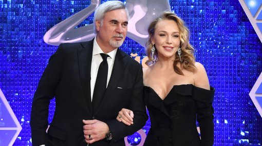 Жену Валерия Меладзе Альбину Джанабаеву задевали слухи о дружбе с первой супругой певца