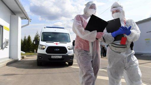 Врач Тимаков рассказал, что протокол лечения COVID-19 у привитых россиян не отличается