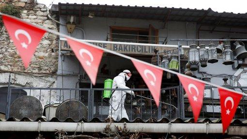Турция признана самой опасной страной для здоровья туристов во время пандемии