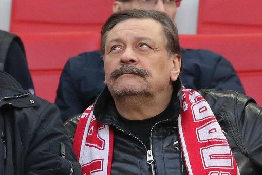 63-летний актер Дмитрий Назаров сделал пародию на Станислава Черчесова