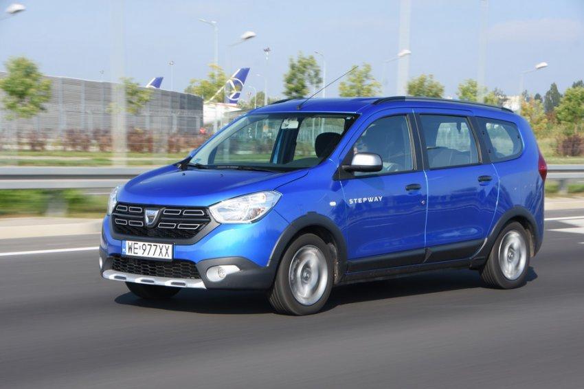 Новый 7-местный компактвэн Dacia Lodgy презентуют в сентябре 2021 года на автосалоне IAA в Мюнхене