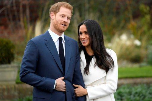 Принц Гарри и Меган Маркл получат 20 млн долларов за новую книгу
