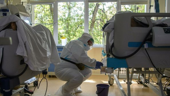Роспотребнадзор предупредил об осложнениях острой фазы коронавируса