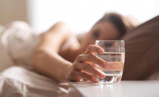 Шведское издание Expressen сообщило, что избыток воды грозит водным отравлением