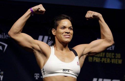 Аманда Нуньес заболела коронавирусом и не выступит на турнире UFC 265 7 августа