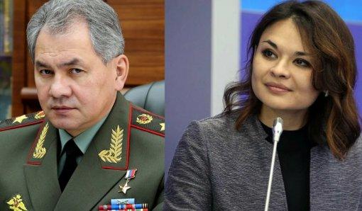 Беременная дочь Сергея Шойгу не ревнует жениха к привлекательным девушкам