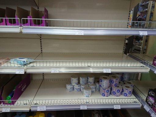 Министерство природы исключает пустые полки в магазинах из-за новой концепции утилизации
