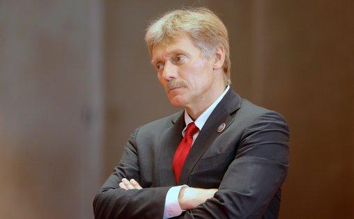 Песков ответил Зеленскому на заявления об украинском флаге на здании Госдумы России