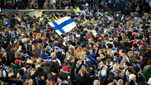 Власти Бельгии и Финляндии призвали своих граждан не посещать Россию во время матчей Евро-2020
