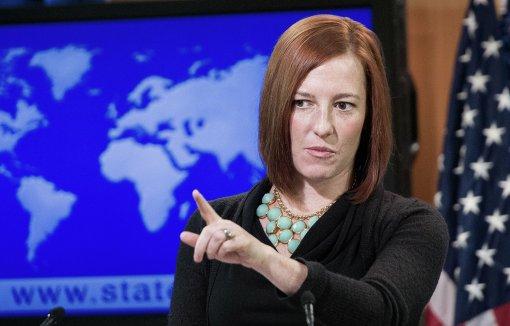 Псаки заявила, что не знала о планах России выйти из проекта МКС