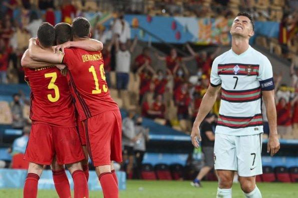Президент Португалии ди Соуза назвал нехватку удачи причиной вылета сборной с Евро-2020