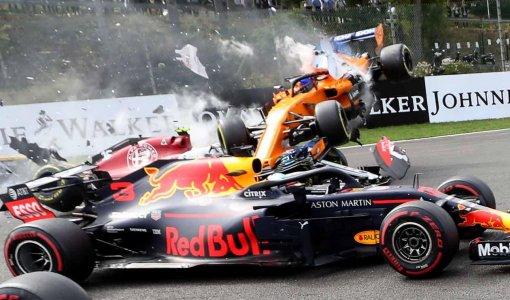Итальянский производитель шин PIRELLI поделился результатами расследования аварий на Гран при Азербайджана