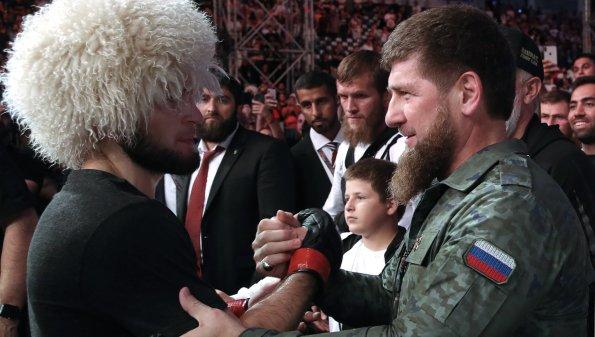 Рамзан Кадыров считает Хамзата Чимаева сильнее Хабиба Нурмагомедов