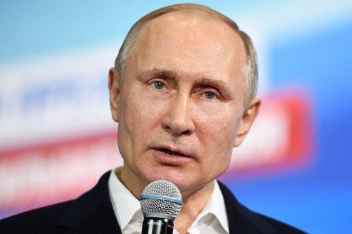 Путин сравнил законопроект Украины о коренных народах с теорией нацистской Германии