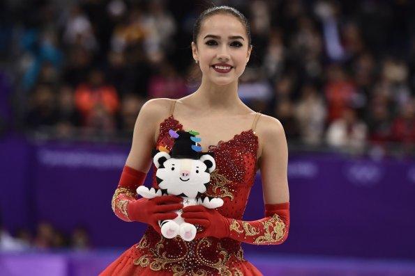 Загитова анонсировала свой ролик в знак дружбы России и Японии