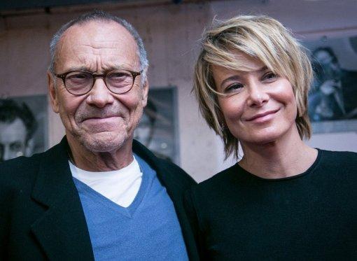 Юлия Высоцкая показала трогательное фото с Андреем Кончаловским в честь 25 лет со дня знакомства