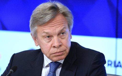 Сенатор Пушков считает, что Украина хочет получить доступ к финансам Евросоюза