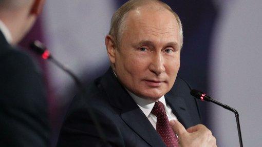 Президент Владимир Путин 19 июня очно будет присутствовать на съезде «Единая Россия»