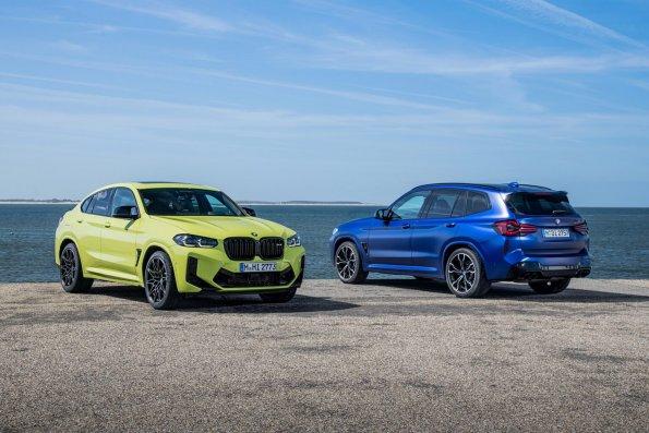 В России стартовали продажи новых моделей BMW X3 и BMW X4