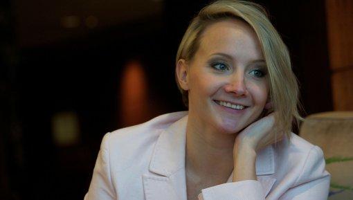 Оксана Домнина прокомментировала слухи о романе с Яглычем