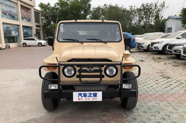 В Германии выставили на продажу советский внедорожник ГАЗ-69