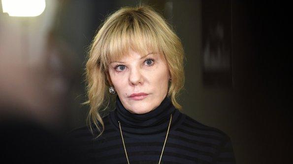 Актриса Александра Захарова может прекратить работать в «Ленкоме» из-за выходок директора театра