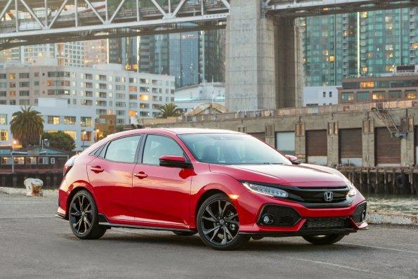 Автопроизводитель Honda анонсировал премьеру хэтчбека Civic 11-го поколения 23 июня