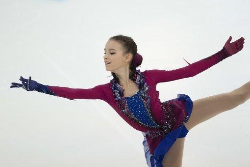 Чемпионка мира по фигурному катанию Анна Щербакова рассказала о «нелепой» травме