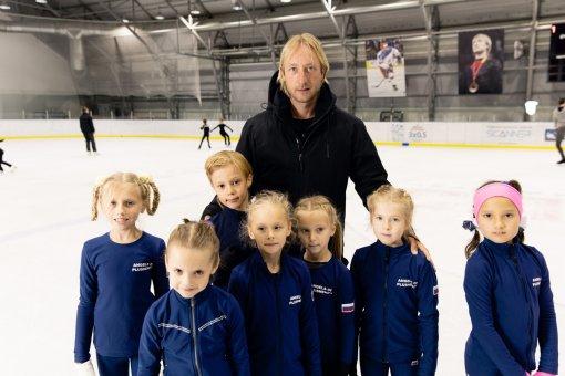 Плющенко рассказал о своем подходе к ученикам и тренерских качествах
