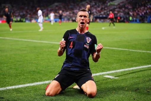 Гол Перишича спас Хорватию от поражения в матче с Чехией