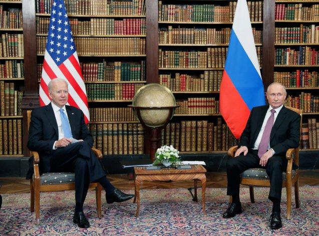 Путин сообщил, что образ Байдена в прессе не имеет ничего общего с действительностью