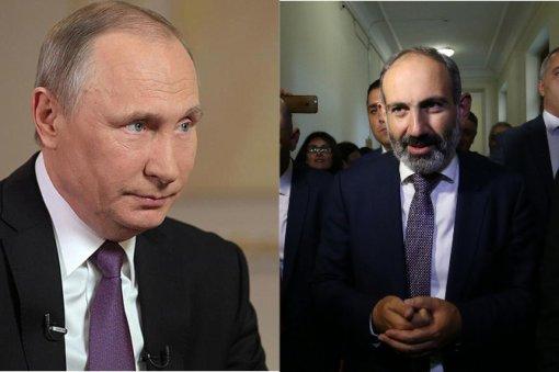 Экс-президент Армении Саргсян упрекнул Пашиняна за неуважение к Путину