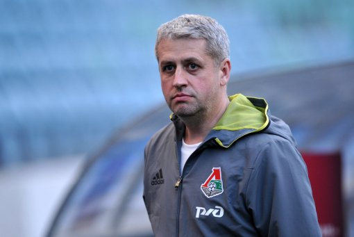 Руководство «Локомотива» не стало продлевать контракт с начальником команды Станиславом Сухиной