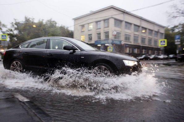 В Москве 28 июня выпало около 70 процентов от месячной нормы осадков