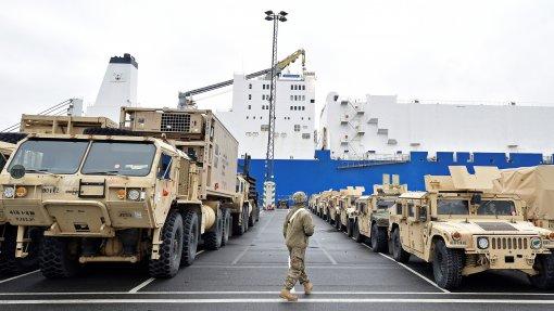 США организовывают мощный военный блок на территории Азиатско-Тихоокеанского региона