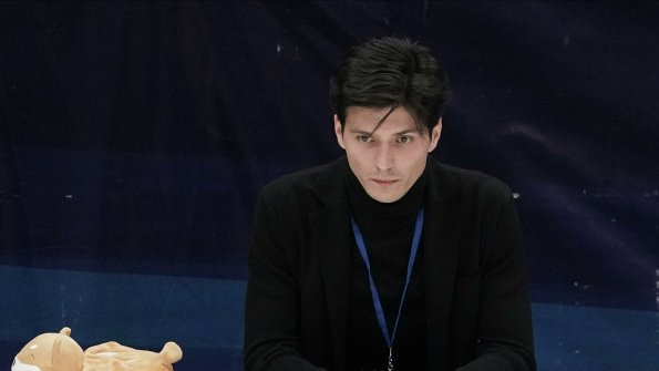 Представитель академии Плющенко Сергей Розанов рассказал об отношении к Этери Тутберидзе