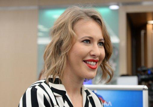 Ксения Собчак забыла про фильтры и случайно показала, как выглядит её лицо на самом деле