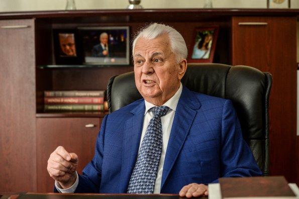 Леонид Кравчук признался, что Крым не дарили Украине во времена СССР