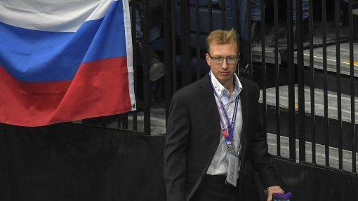 Тренер Александр Волков открыл собственную школу фигурного катания