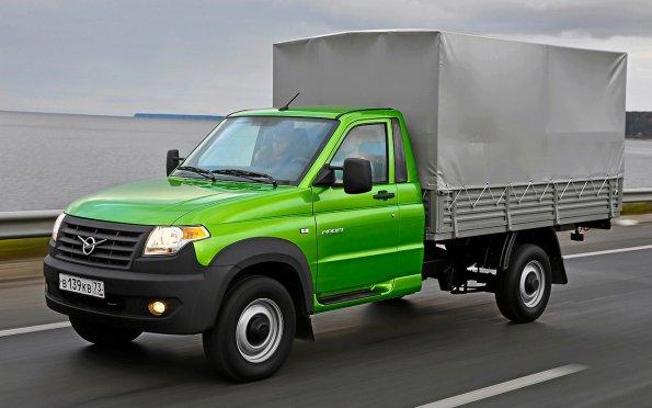 Компания УАЗ показала концепт дома на колесах на базе малотоннажного УАЗ «Профи»