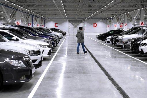 На вторичном российском авторынке быстрее всего продаются машины узбекской сборки